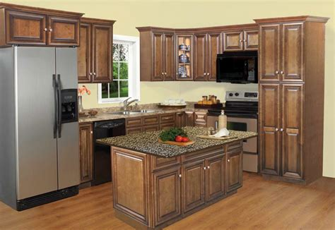 builders warehouse kitchen cabinets sedona chestnut kitchen cabinets builders surplus