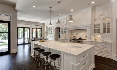 kitchens in today s open concept home inspiring open kitchen concepts photo house plans 46187