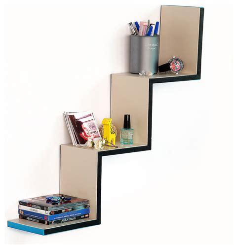 winter story ladder shaped leather shelf bookshelf