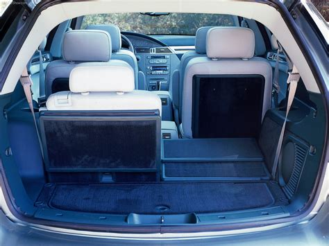2002 Chrysler Pacifica by Chrysler Pacifica Concept 2002 Picture 16 Of 24