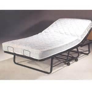 Folding Bed Mattress Omega Folding Bed With Adjustable Orthopedic Mattress Elitedecore