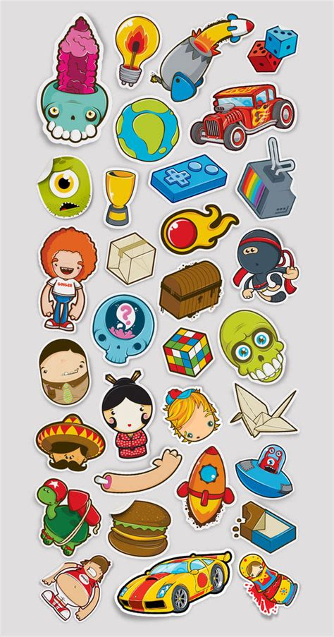 Aufkleber Cool by Cool Sticker Design Inspiration Browse Ideas Part