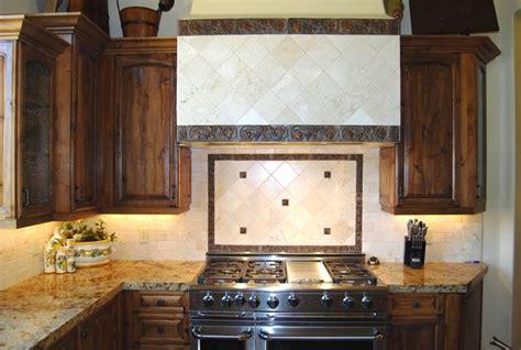 tuscan kitchen backsplash tuscan kitchen with marble tile backsplash distressed