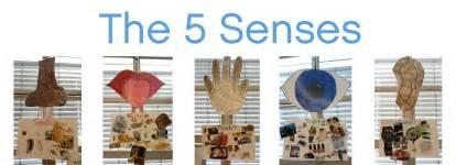 Kindergarten and the five senses mericherry