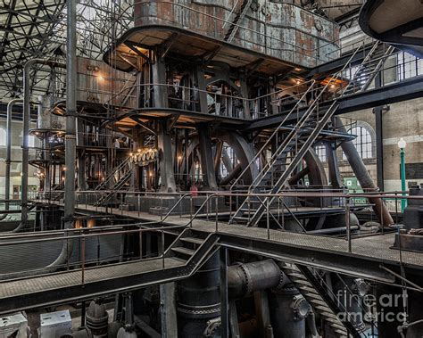 Industrial Arts by Water Power Photograph By Phil Pantano