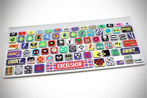 keyboard stickers comic keyboard stickers for macbook mikeshouts