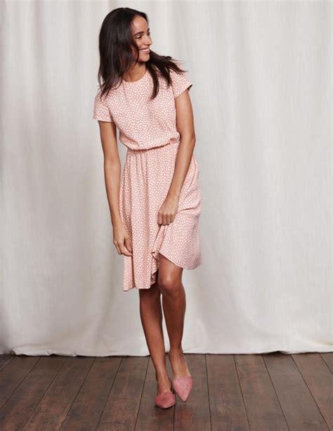 swing kleid pink 1940s day dresses tea dresses