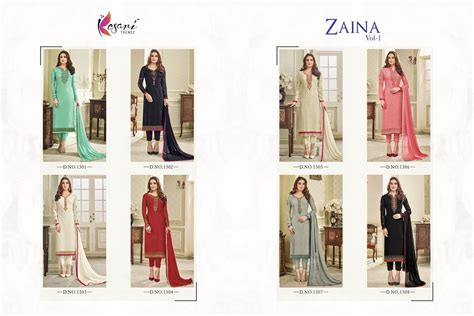 Zaina Burberry Vol 2 By Baenetta zaina vol 1 kesari trendz festive wear designer unstitched dress materials bandhani palace