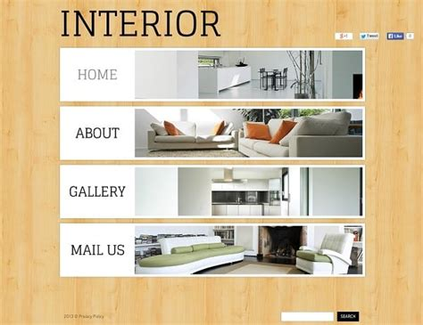 interior design website template interior design website templates will spice up your