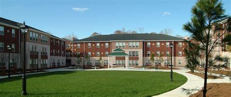 Viking Village Elizabeth City State University J. Scott Hughes Archinect