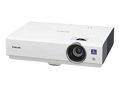 Projector Sony Vpl Dx102 Entri Level sony vpl dx122 projector d series portable and entry level