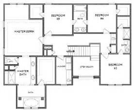 Blueprints Of Homes House 29331 Blueprint Details Floor Plans