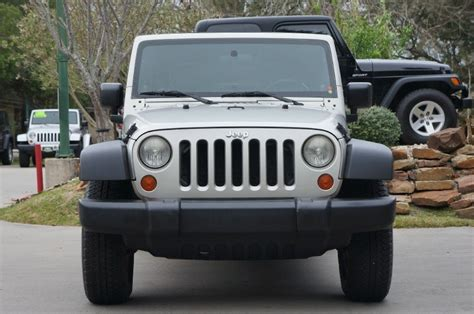 2wd Jeep Wrangler Jeep Wrangler 2wd For Sale Used Cars On Buysellsearch
