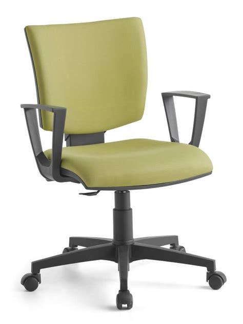 sedie imbottite con braccioli sedia operativa imbottita con braccioli per ufficio