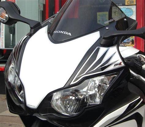 Tank Pad Set Honda Cbr 150 New Facelift Fuelpad Keypad Segitiga Carbon honda cbr1000rr motografix front number board nh007u msa direct