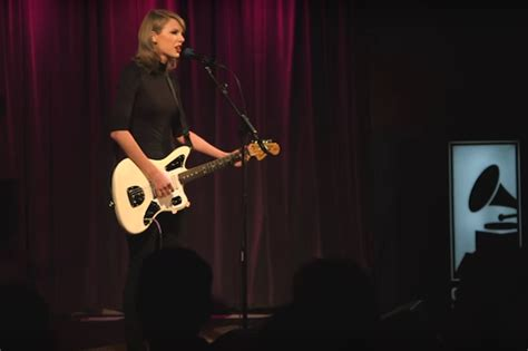taylor swift grammy museum performance clean taylor swift performs acoustic version of wildest dreams