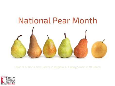 12 best images about pear all about pears eat smart move more