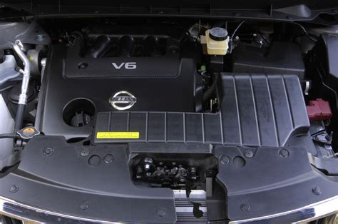 2009 Nissan Murano Engine by 2009 Nissan Murano 3 5l 6 Cylinder Engine Picture Pic
