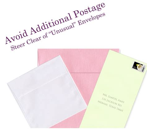 square wedding invitations postage avoid additional postage with the right size wedding
