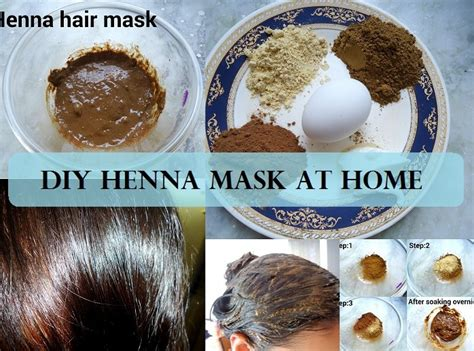 how to mix henna mehndi for hair dark brown hairs