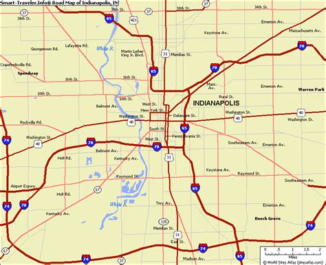 usa map states indianapolis indianapolis on map of usa swimnova