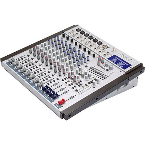 Mixer Alto L12 alto l12 12 channel 4 audio mixer with dsp effects l 12