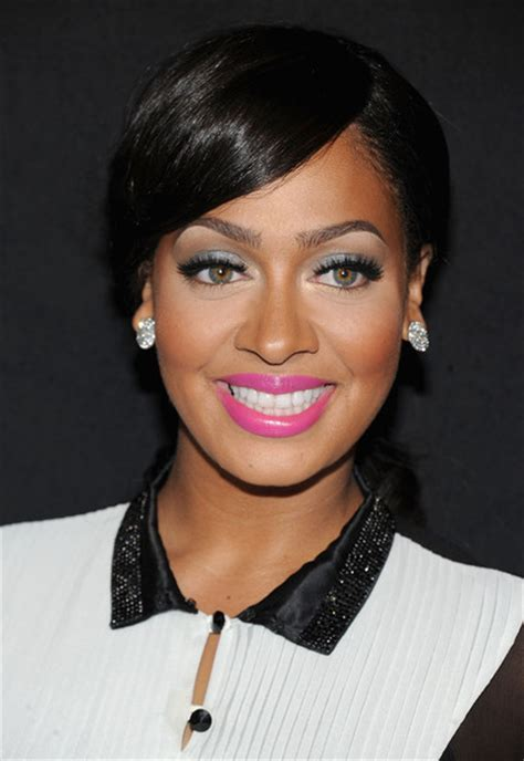 Makeup La la la anthony photos photos a of style to welcome newlyweds and