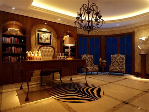 luxury  modern home office designs page