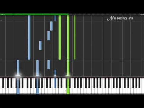 tutorial piano inception hans zimmer time ost inception piano tutorial