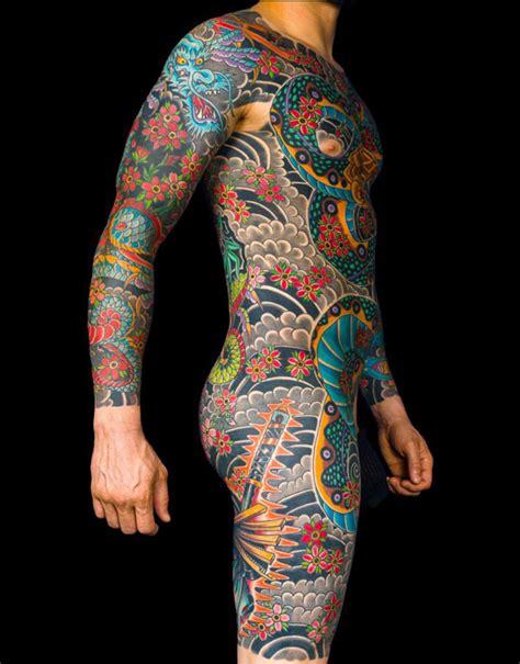full body dragon tattoo male tatuaggi giapponesi disegni tradizione e significati