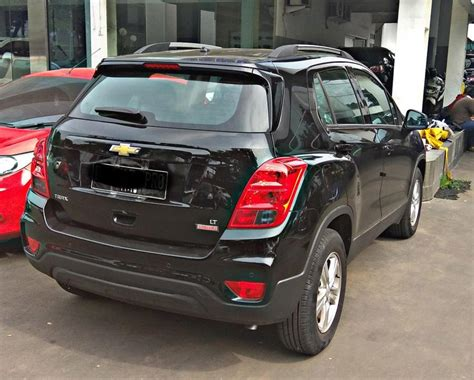 Karpet Mobil Chevrolet Trax chevrolet trax 1 4 turbo lt mobilbekas