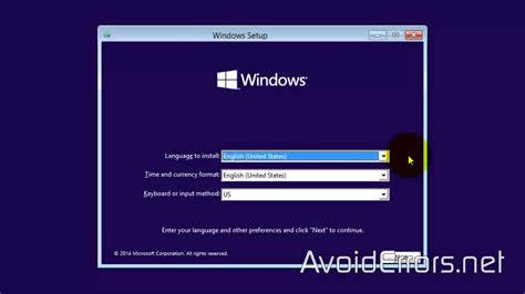 install windows 10 with usb how to install windows 10 technical preview from a usb
