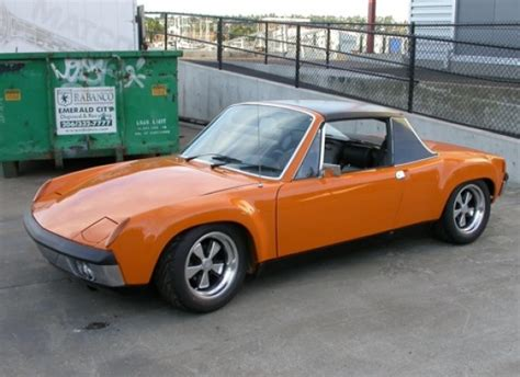 outlaw porsche 914 feel better about your speedster money pit 2 0