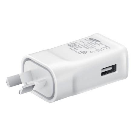 official samsung adaptive fast usb  charger australian