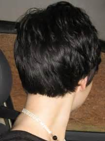 rear view black haircuts for black hairxstatic short back cropped gallery 2 of 3