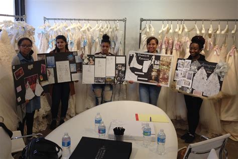 design competitions for high school students couture wedding gowns designed by high school students