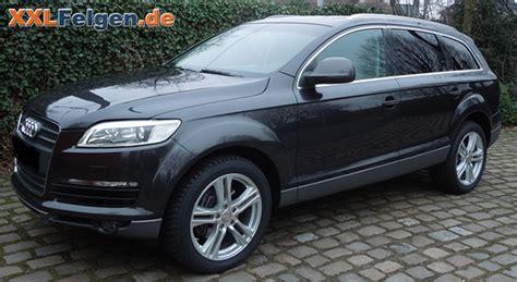 Auto Alufelgen Gebraucht by Audi Q7 Mit 20 Zoll Felgen Dbv Der Mauritius In Silber
