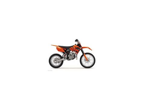 Ktm 105 Sx 2007 Ktm For Sale Used Motorcycles On Buysellsearch
