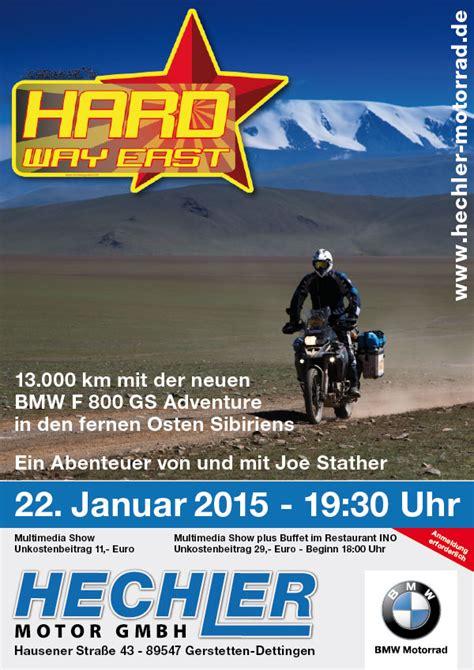 Ffnungszeiten Bmw Motorrad D Sseldorf by Way East Hechler Motor Gmbh