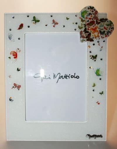 acquisto vasi on line cornice in vetro butterfly gai mattiolo di cristofalo