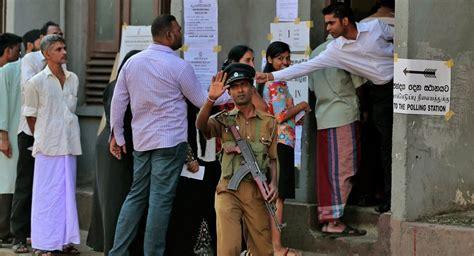 election violence in sri lanka centre for monitoring hand grenade explodes in sri lanka after presidential
