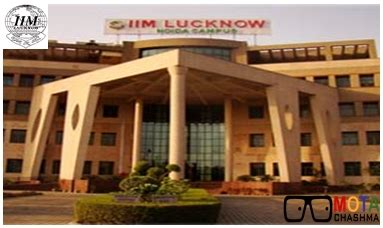 Iim Lucknow Executive Mba by Top Mba Colleges In India 2018
