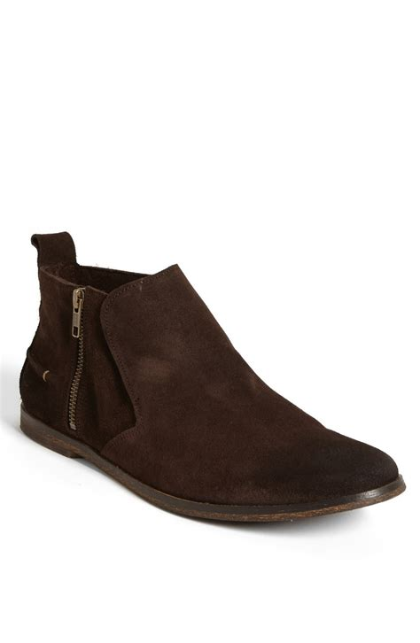 kickers boot in brown for brown lyst
