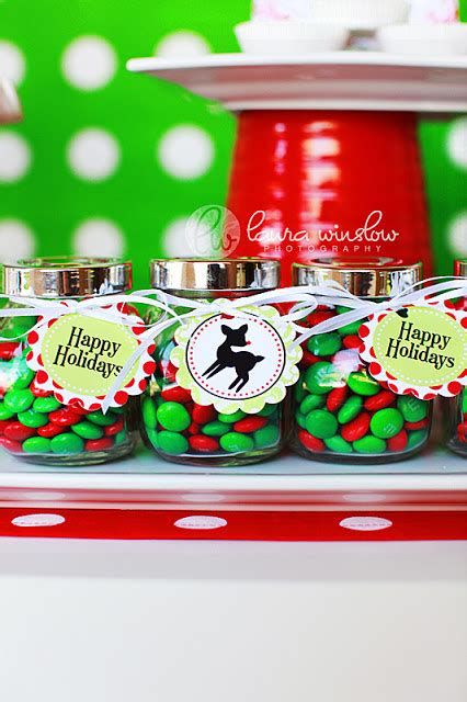 Christmas Party Giveaways Ideas - vintage rudolph holiday collection the tomkat studio blog