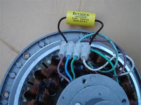 cambiar capacitor a ventilador de techo 28 images c