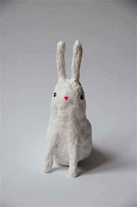 paper mache bunny kids glitter 17 best images about paper mache projects on pinterest