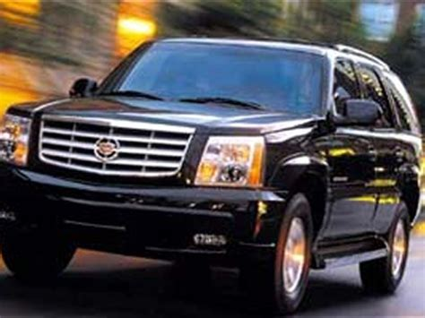 2003 Cadillac Truck by 2003 Cadillac Escalade V 12 Drive Road Test