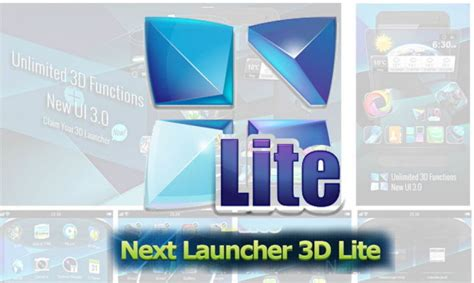 next launcher lite full version apk download next launcher 3d shell lite 3 10 for android apk free