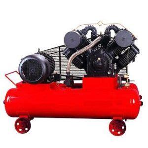 china high pressure portable diesel air compressor piston air cooled air compressor v1 0 12 5