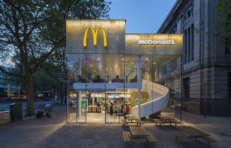 McDonald?s in Rotterdam   e architect